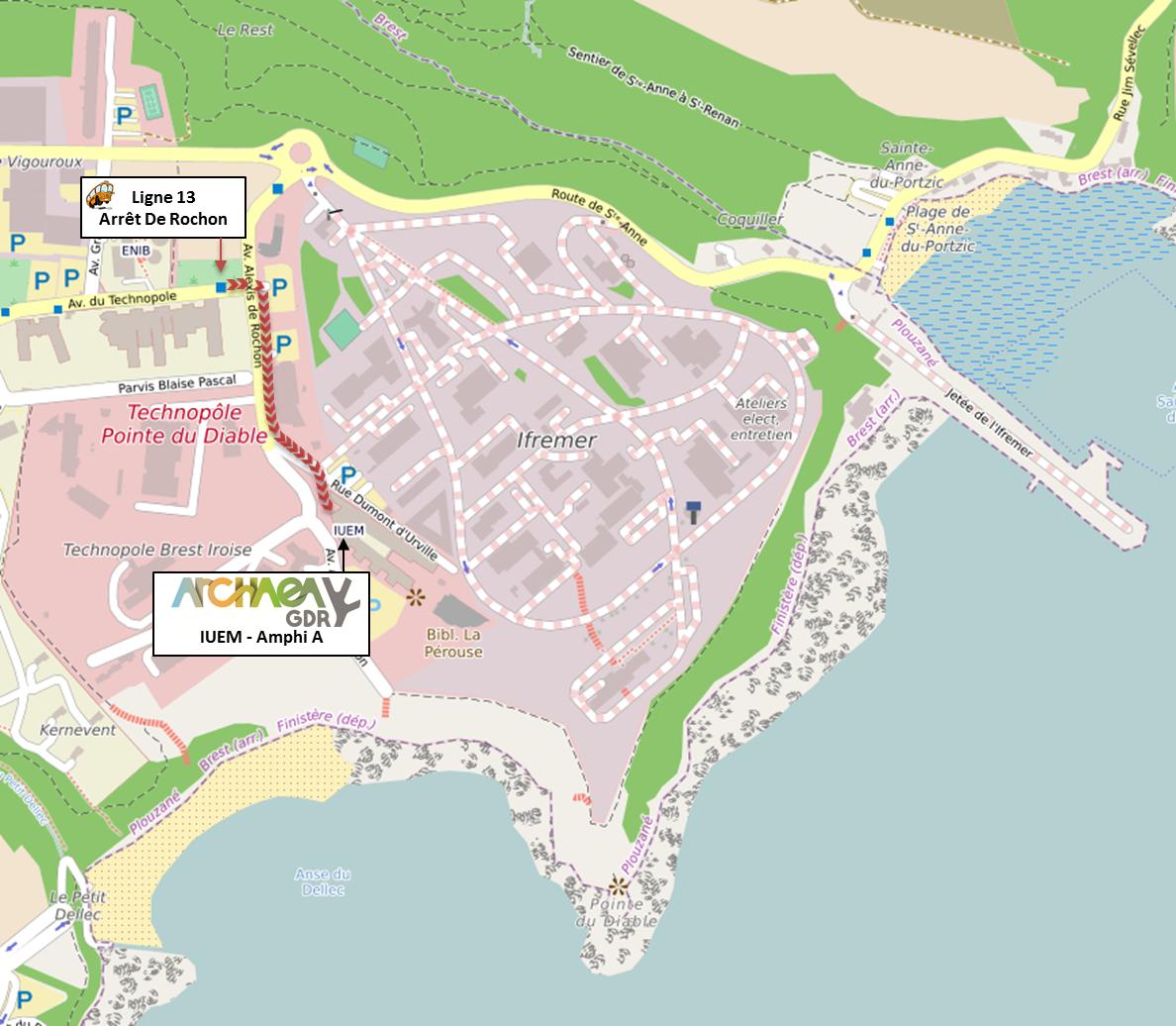 Carte d'Accès Amphi A